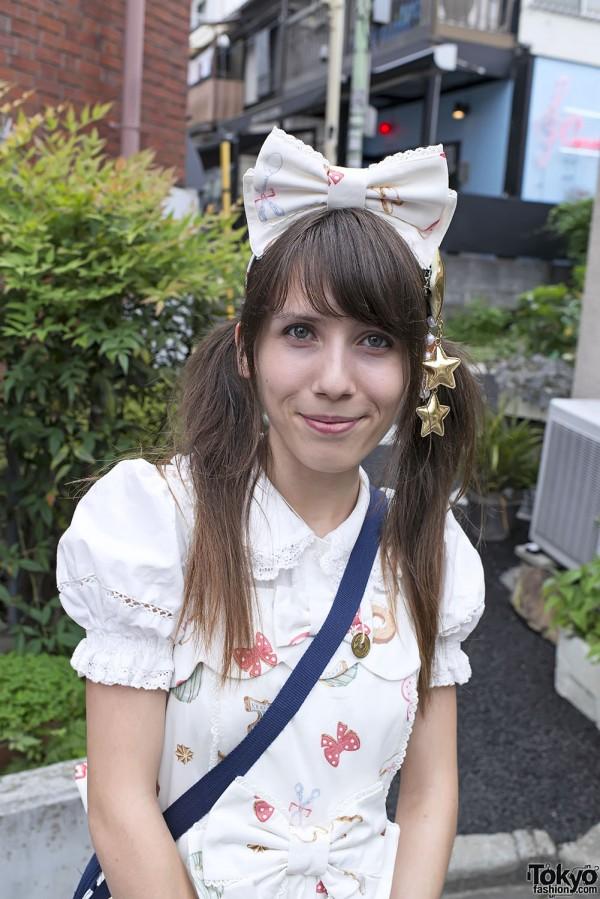 Harajuku Fashion Walk Street Snaps 11 (46)