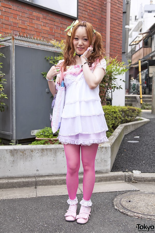 Harajuku Fashion Walk Street Snaps 11 (49)