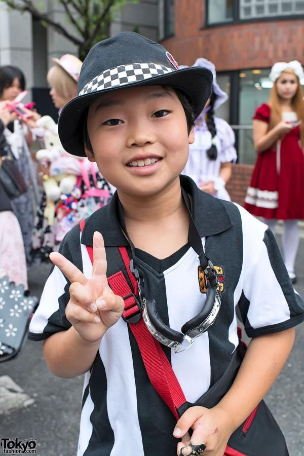 Harajuku Fashion Walk Street Snaps 11 (52)