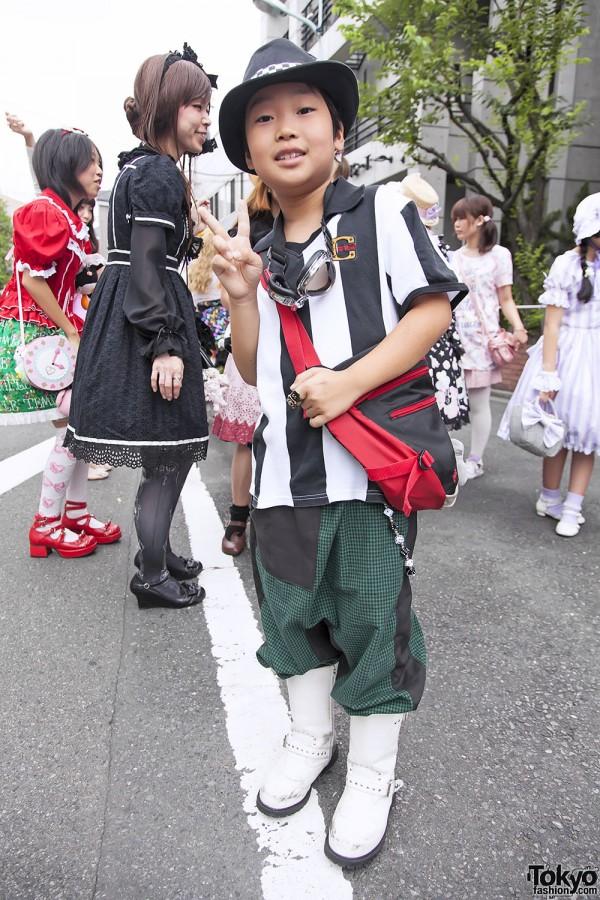 Harajuku Fashion Walk Street Snaps 11 (53)