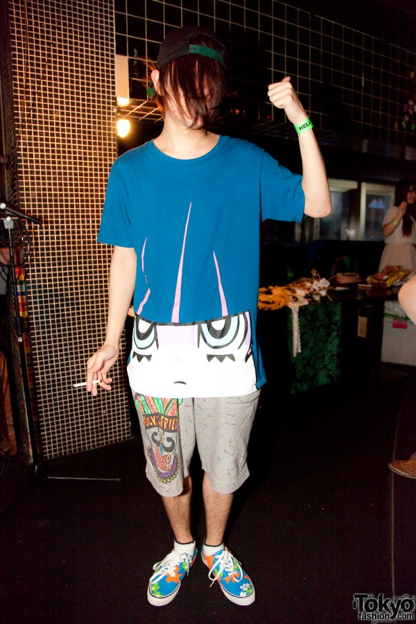 Heavy Pop Kawaii Harajuku Fashion Party 5 (42)