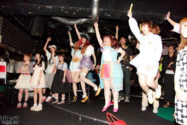 Heavy Pop Kawaii Harajuku Fashion Party