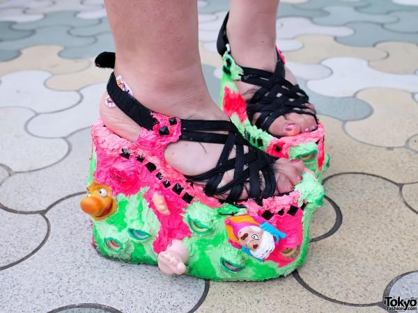 Zaorick Mochasse Platform Shoes