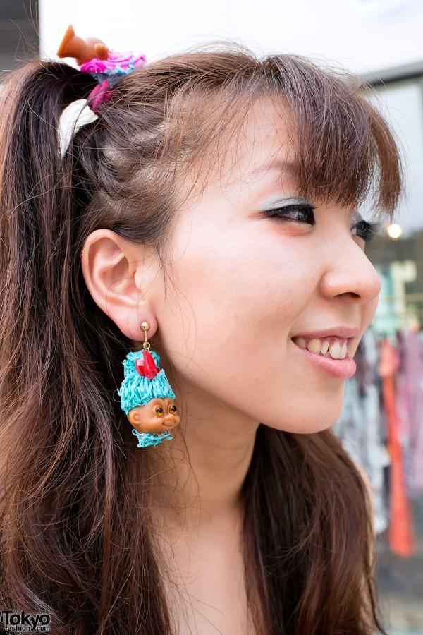 Zaorick Mochasse Earring
