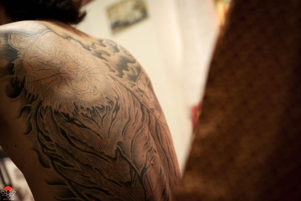 Horimyo Japanese Tattoo Artist (2)
