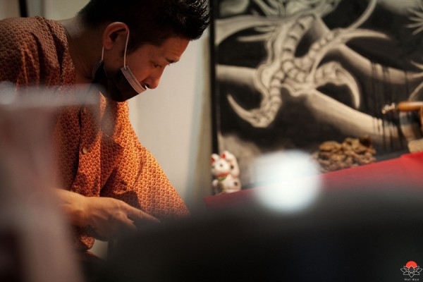 Horimyo Japanese Tattoo Artist (3)