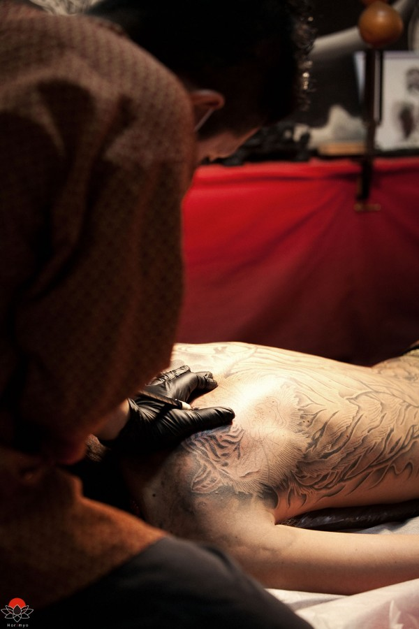 Horimyo Japanese Tattoo Artist (4)