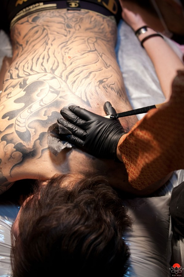 Horimyo Japanese Tattoo Artist (5)