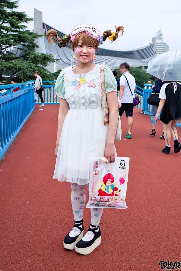 Kyary Pamyu Pamyu Fan Fashion Shibuya (1)