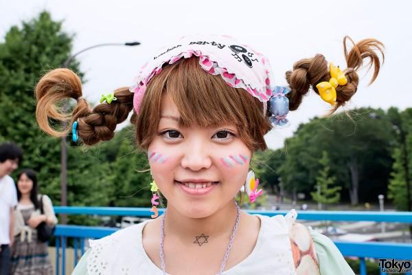 Kyary Pamyu Pamyu Fan Fashion Shibuya (2)
