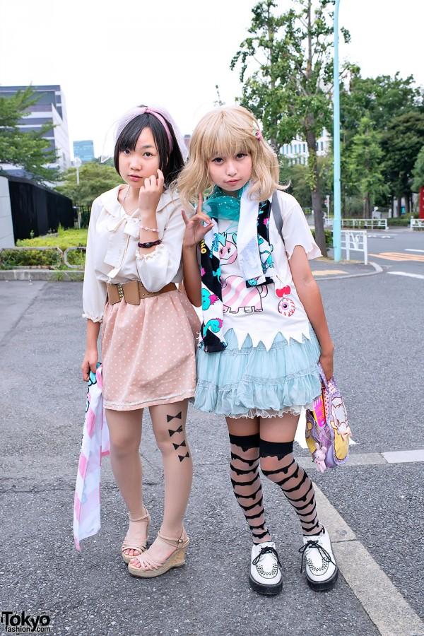 Kyary Pamyu Pamyu Fan Fashion Shibuya (5)