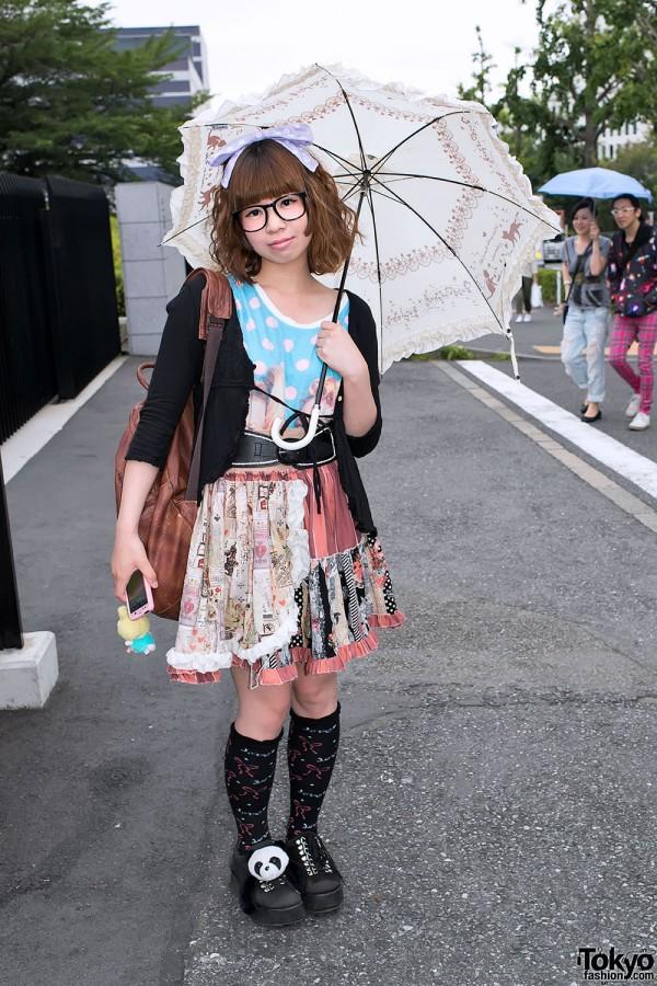 Kyary Pamyu Pamyu Fan Fashion Shibuya (3)