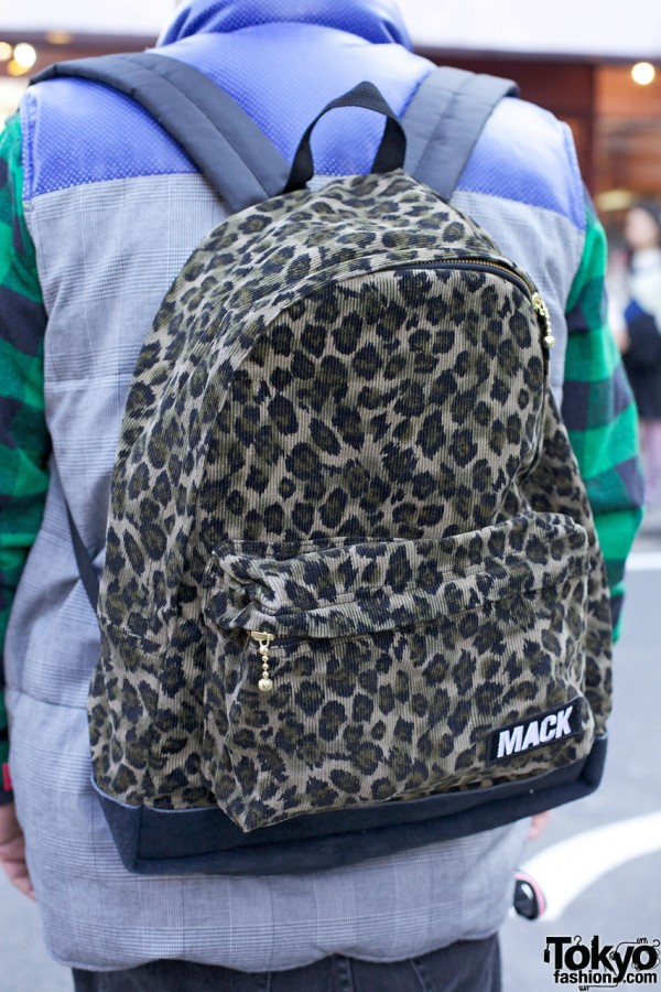 MackDaddy Backpack
