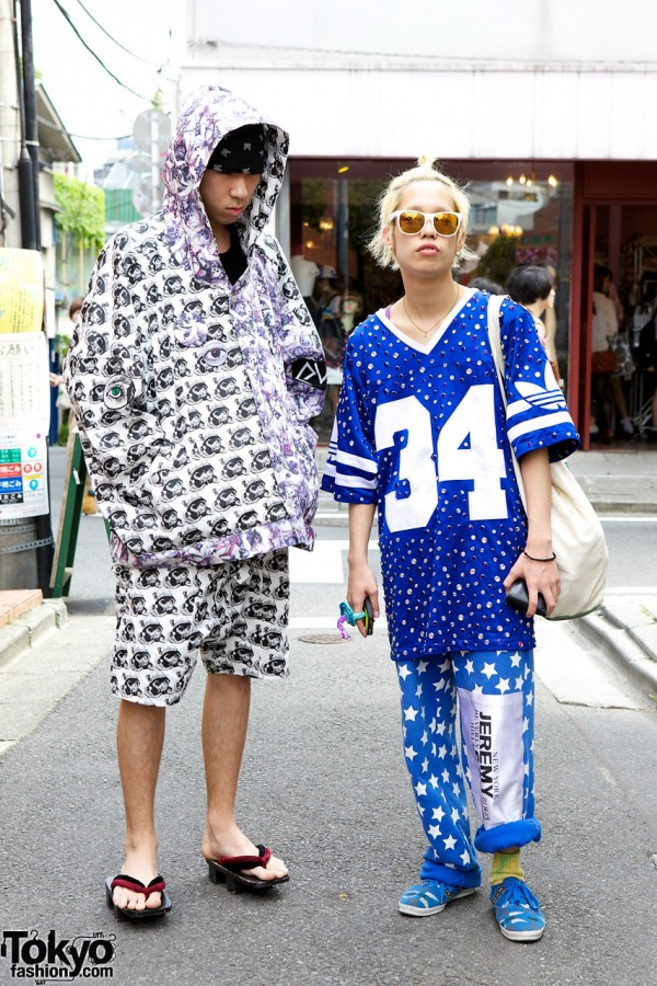 Jeremy Scott & Hiro Summer Wear