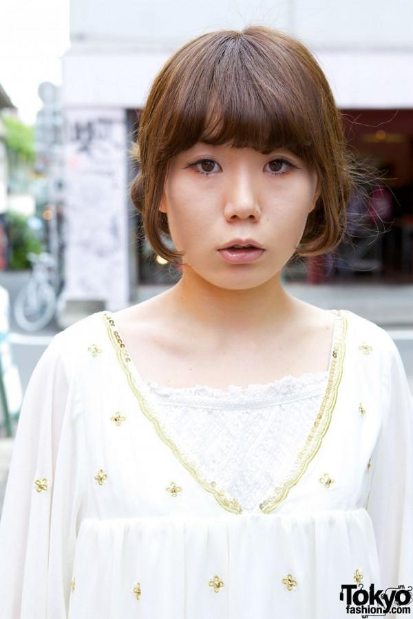 Million Carats Dress in Harajuku
