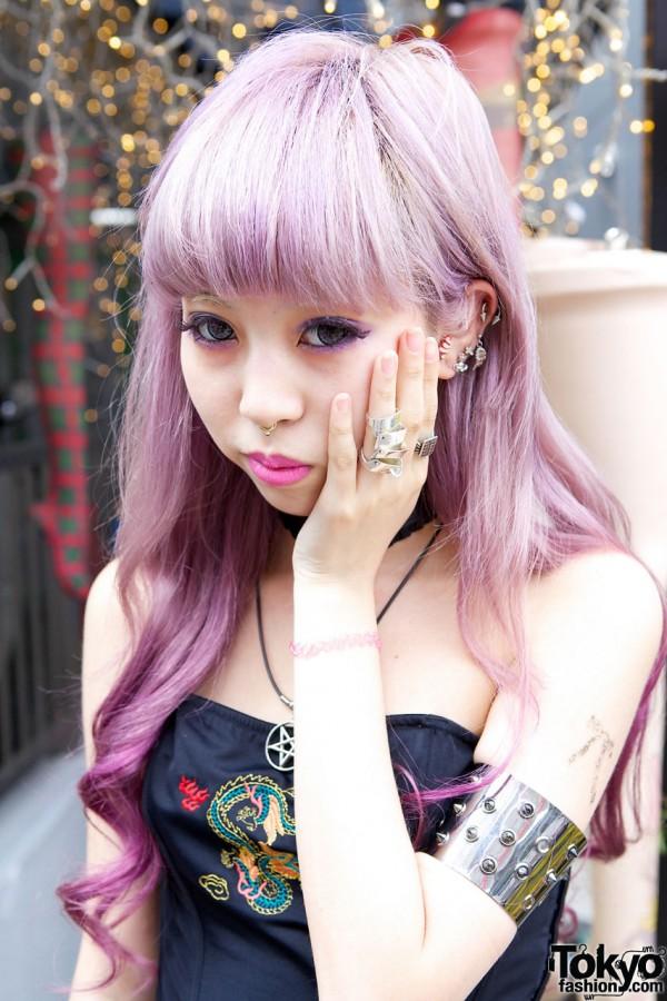 Juria Nakagawa's Awesome Hairstyle