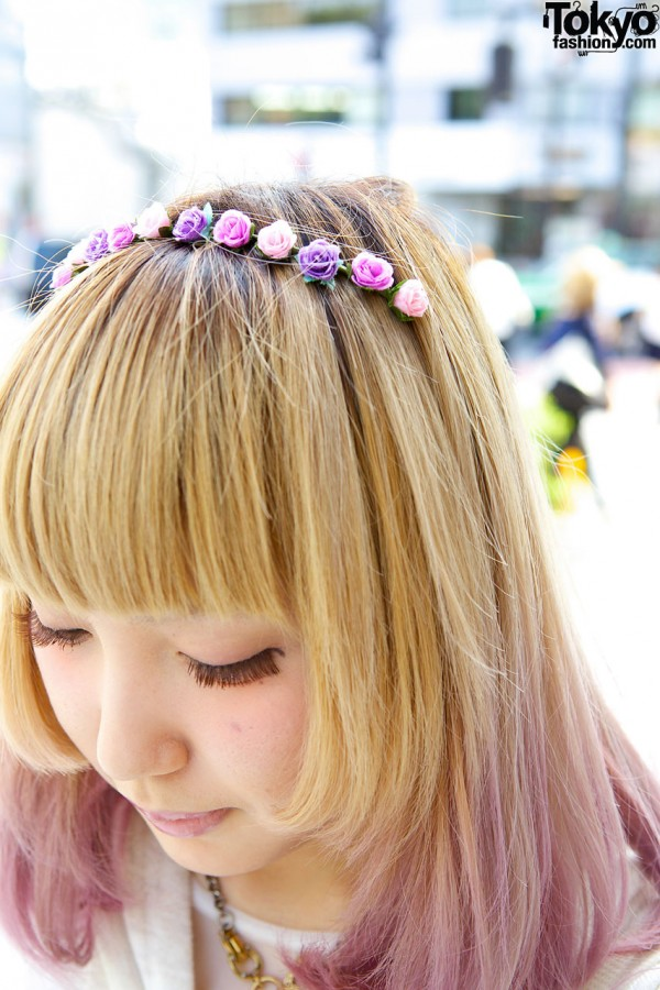 Pussy Noize Flower Headband