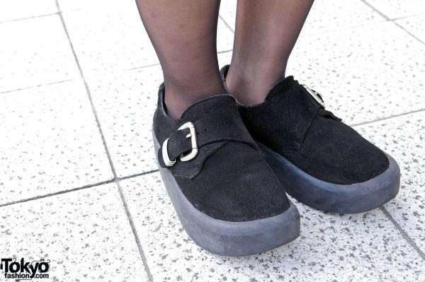 Tokyo Bopper buckled shoes