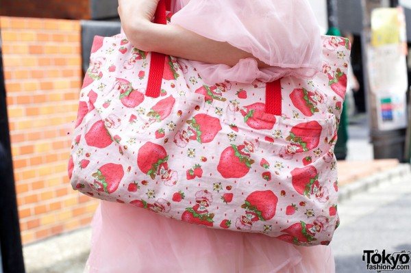 Strawberry Shortcake bag from G2?