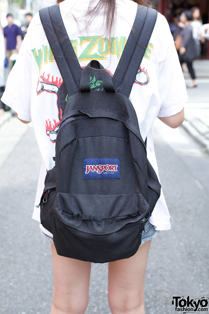 JanSport backpack – Tokyo Fashion News