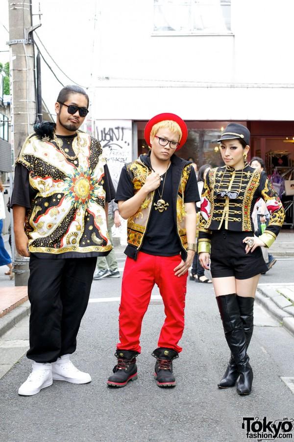 Loco Mack – J-Pop Group Harajuku Street Snaps