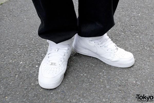 Nike Air Force 1 Sneakers Harajuku