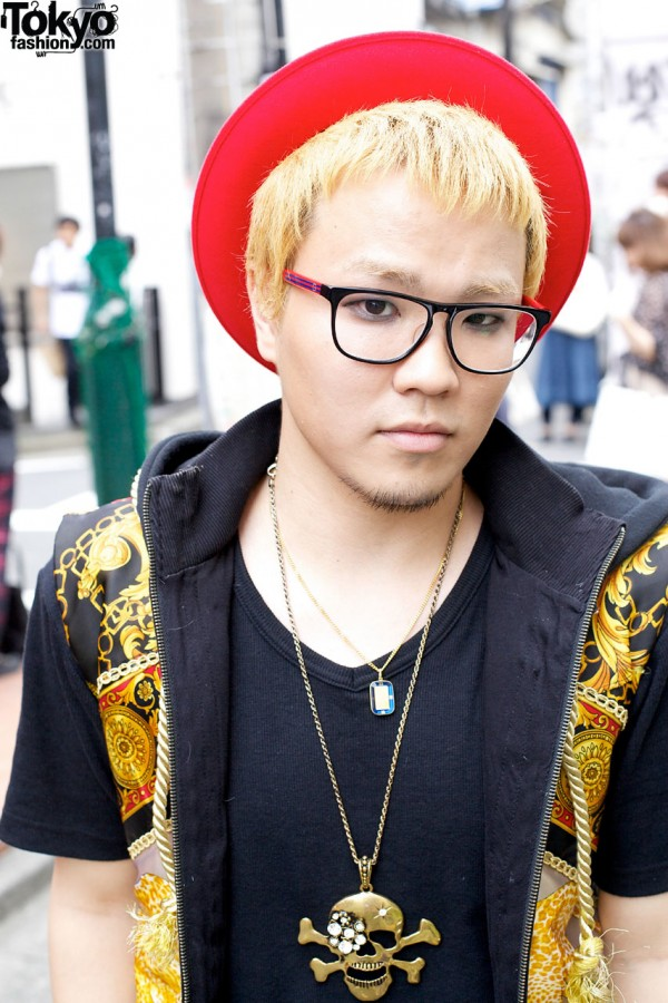 Uno from the Japanese band Loco Mack