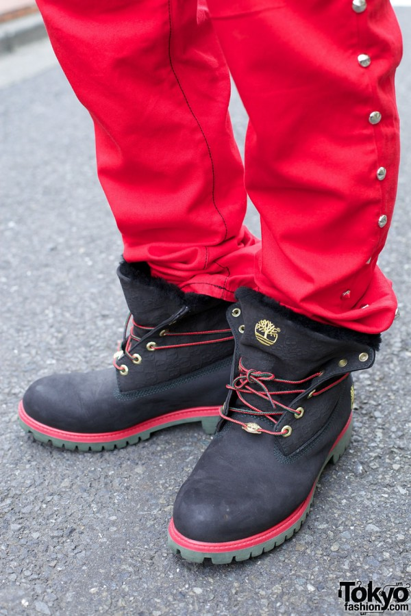Timberland Boots Harajuku