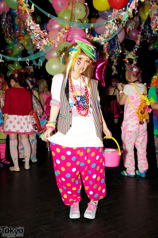 Summer Harajuku Fashion Snaps 2012 (16)