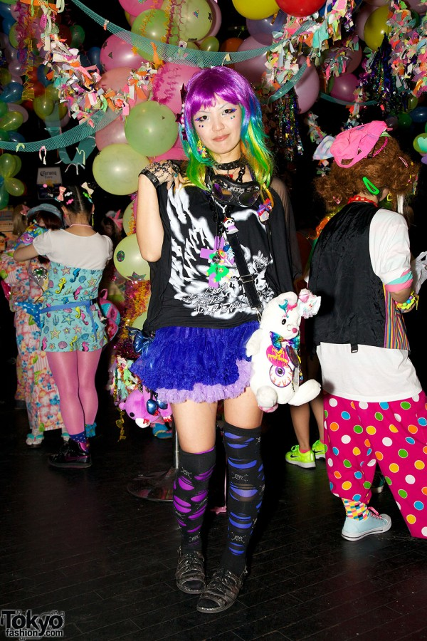 Summer Harajuku Fashion Snaps 2012 (17)