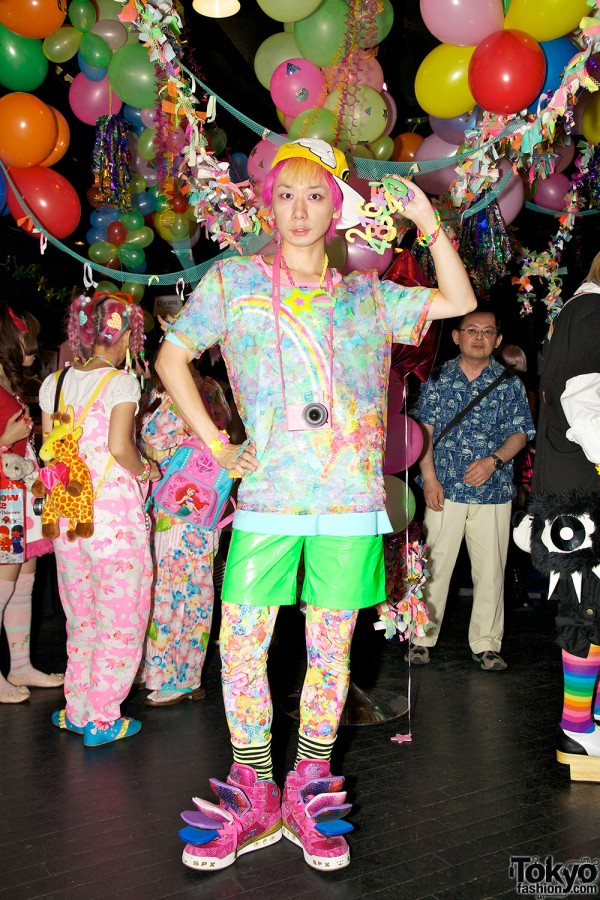 Summer Harajuku Fashion Snaps 2012 (20)