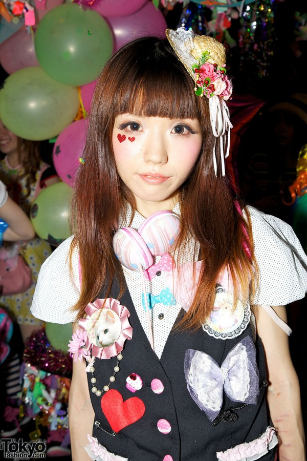 Summer Harajuku Fashion Snaps 2012 (23)