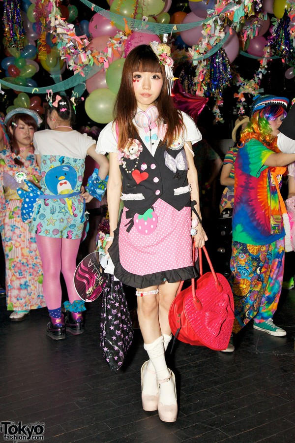 Summer Harajuku Fashion Snaps 2012 (24)
