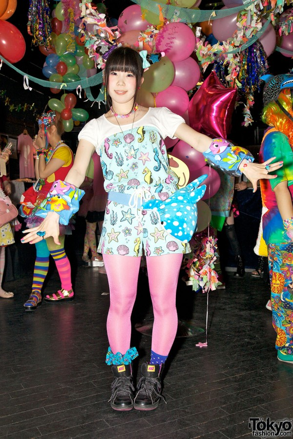 Summer Harajuku Fashion Snaps 2012 (25)