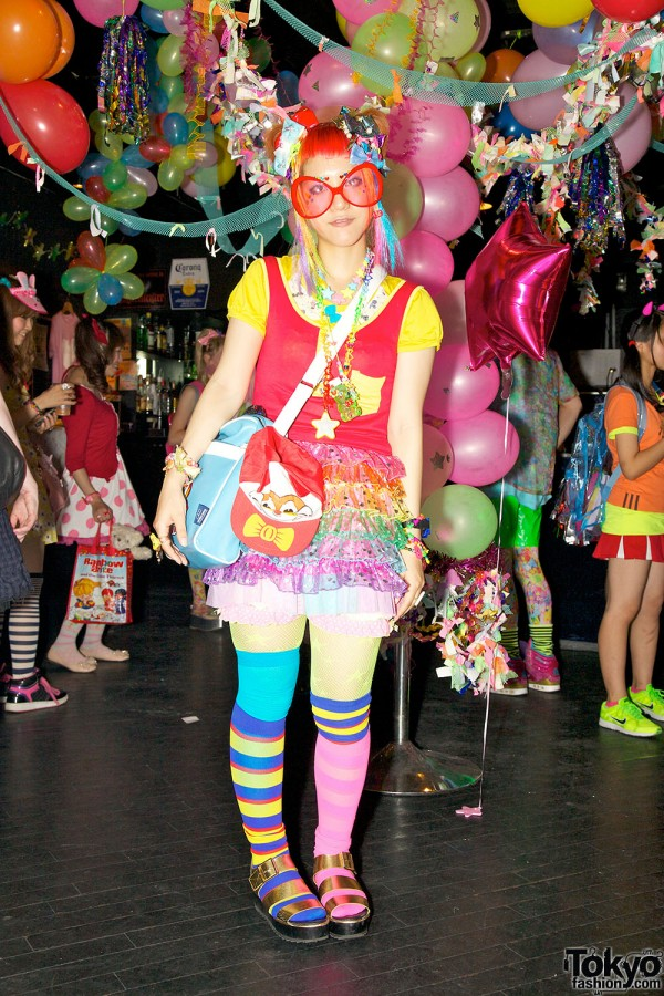 Summer Harajuku Fashion Snaps 2012 (28)