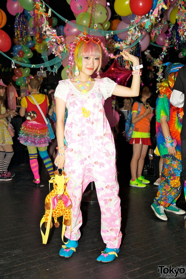Summer Harajuku Fashion Snaps 2012 (3)