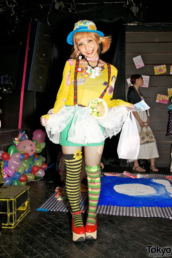 Summer Harajuku Fashion Snaps 2012 (9)