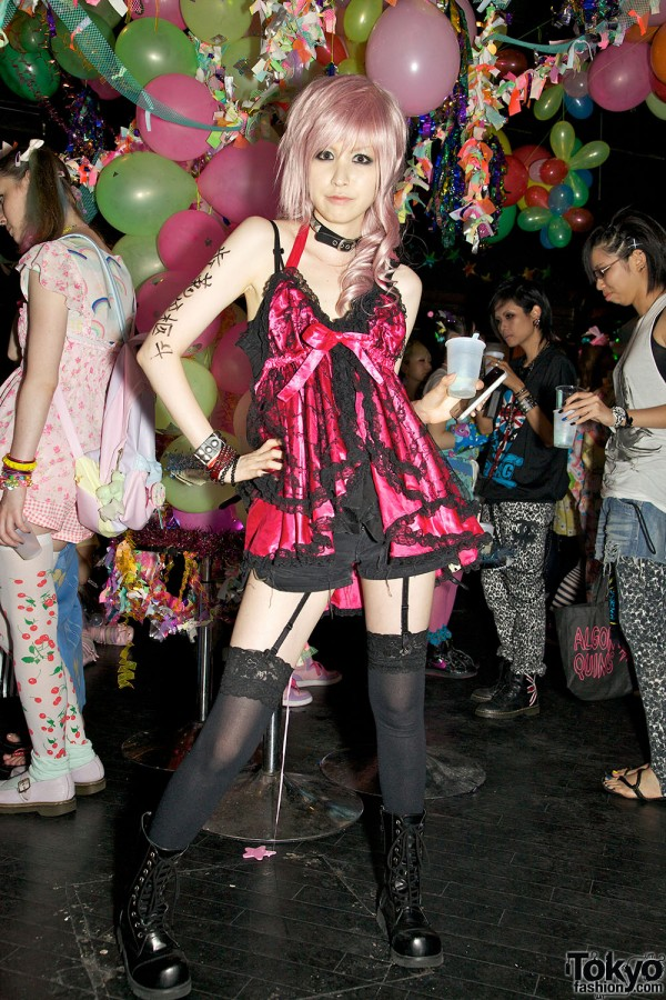 Summer Harajuku Fashion Snaps 2012 (11)