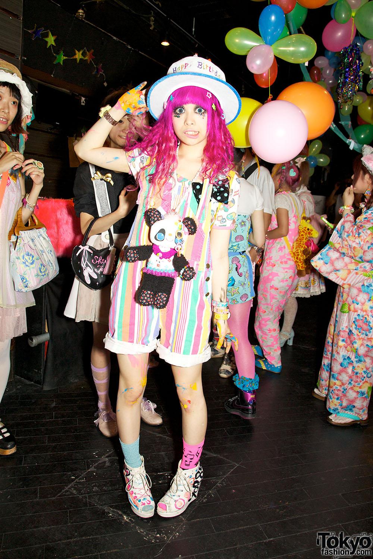 Summer Harajuku Fashion Snaps 2012 (1)