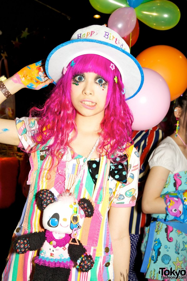 Summer Harajuku Fashion Snaps 2012 (2)