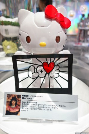 Kittyrobot x Hello Kitty (3)