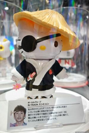 Kittyrobot x Hello Kitty (5)