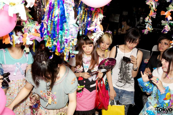 Harajuku Fashion Party Pop N Cute #3 (19)