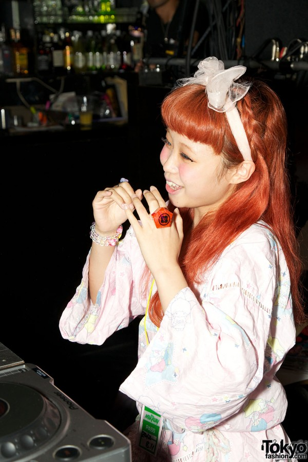 Harajuku Fashion Party Pop N Cute #3 (23)