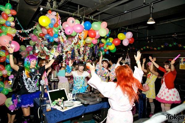 Harajuku Fashion Party Pop N Cute #3 (25)