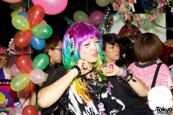 Harajuku Fashion Party Pop N Cute #3 (26)