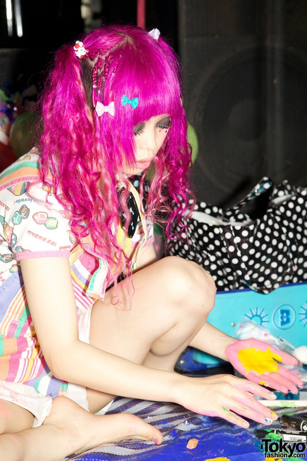 Harajuku Fashion Party Pop N Cute #3 (32)