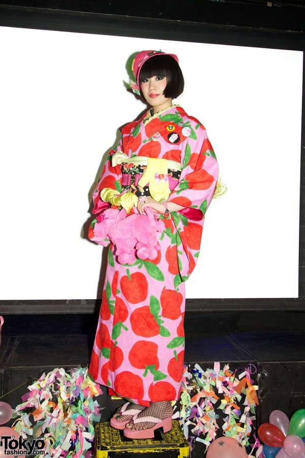 Harajuku Fashion Party Pop N Cute #3 (42)