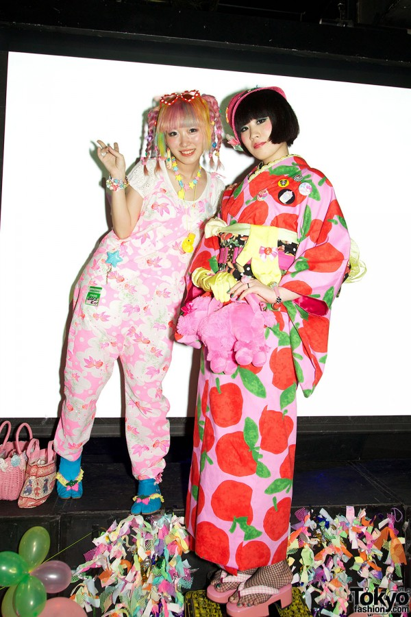 Harajuku Fashion Party Pop N Cute #3 (43)