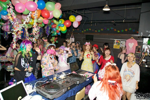 Harajuku Fashion Party Pop N Cute #3 (47)